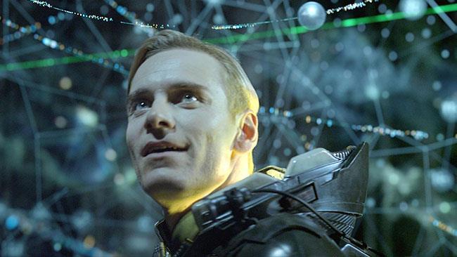 Davi tornerà per Prometheus 2