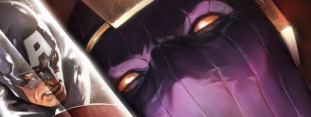 Il Barone Zemo molla la maschera per Capitan America: Civil War
