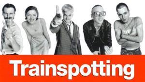 Il cast di Trainspotting