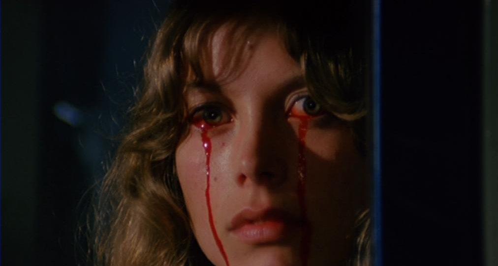 Una scena del film Paura nella città dei morti viventi