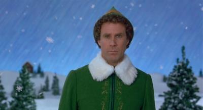 Il personaggio di Elf di nome Buddy