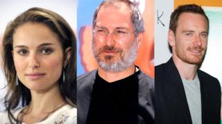 Steve Jobs, Michael Fassbender e Natalie Portman