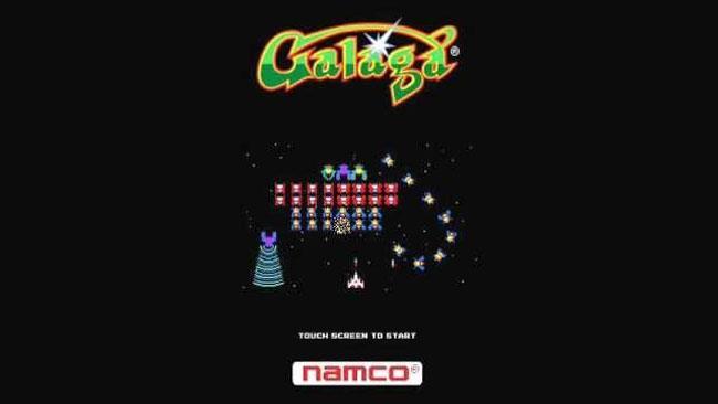 Il logo dello storico videogame