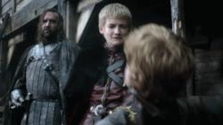 Tyrion prende a schiaffi Joffrey in Game of Thrones