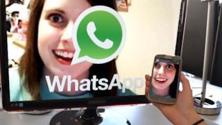 La stalker su WhatsApp