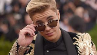 Bieber in visita in Cina