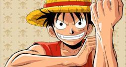 Rufy dall'anime ufficiale di One Piece.