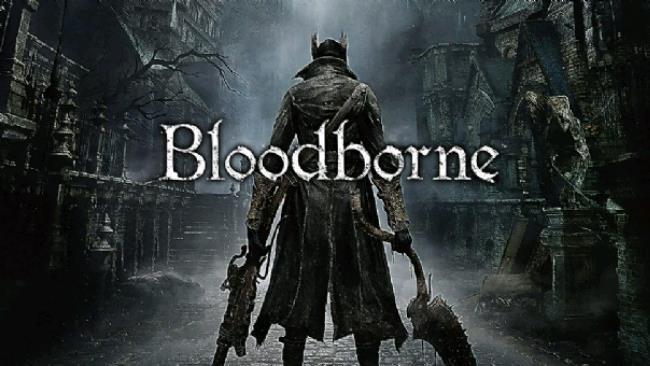 Una sezione della copertina di Bloodborne