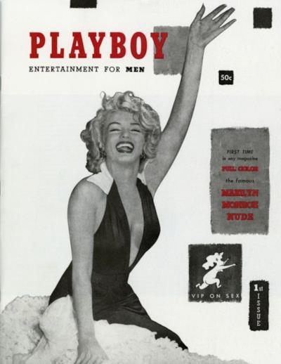 La prima copertina della rivista