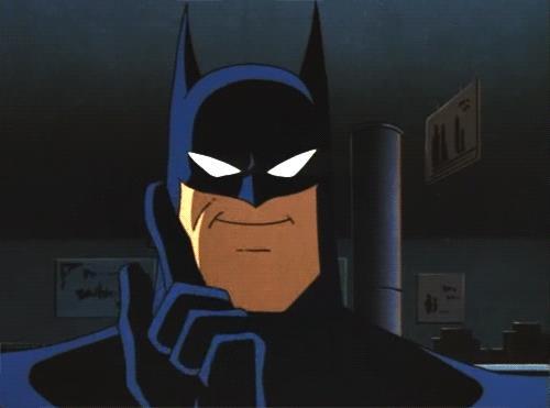 batman non è d'accordo - GIF di reazione ai commenti, le più divertenti da usare su Whatsapp e Facebook