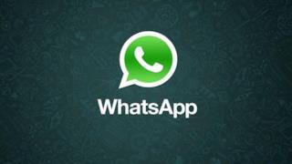 L'immagine dell'applicazione di messaggistica