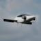 Il veicolo al primo test di volo