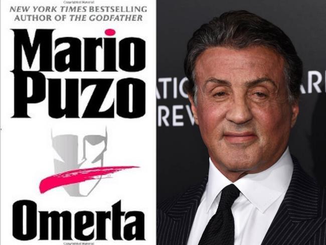 Nel cast della serie TV Omertà, tratta dal romanzo di Mario Puzo, entra a far parte Sylvester Stallo