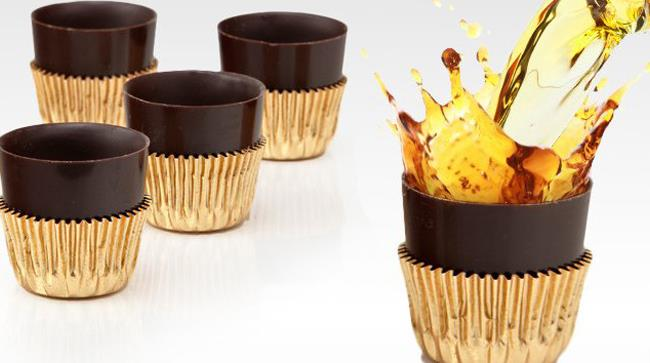 Grand Marnier contenuto nei cioccolatini