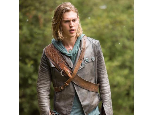 Il mezz'elfo Wil Ohmsford (Austin Butler)