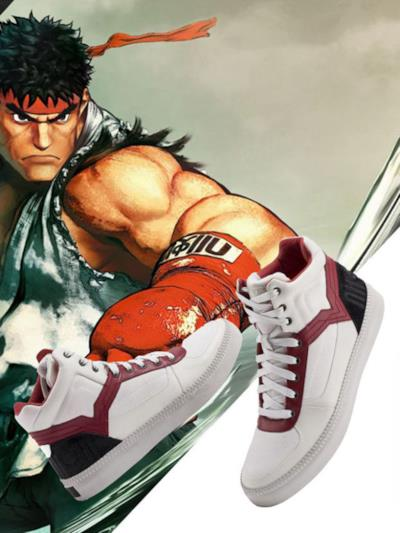 Le sneakers di Ryu