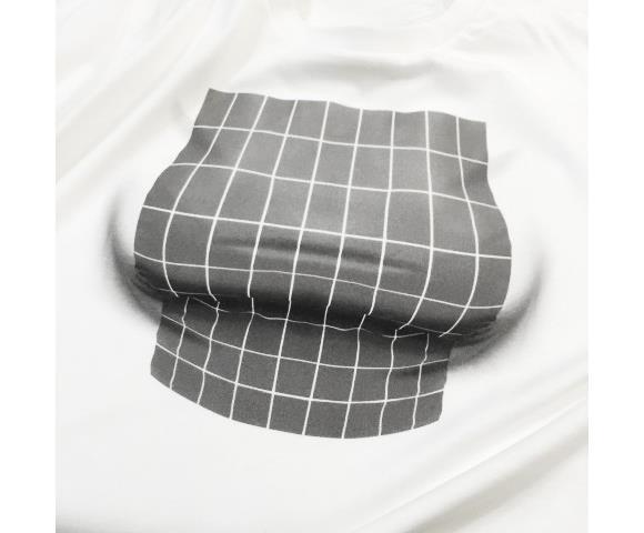 Illusione ottica sulla maglietta