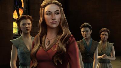 Un'immagine tratta dal titolo Telltale Games