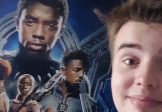 Il fan numero uno di Avengers: Infinity War