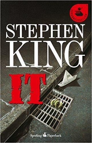 La copertina del libro IT - Stephen King, i migliori libri