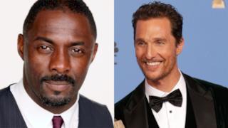 La Torre Nera, entrano nel cast Idris Elba e Matthew McConaughey