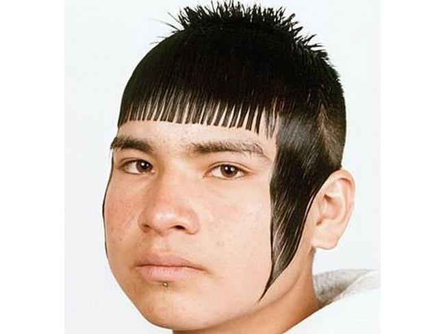 Tagli di capelli all'inglese