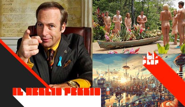 Collage delle immagini di copertina dei migliori post su FlopTV - 19 luglio 2014