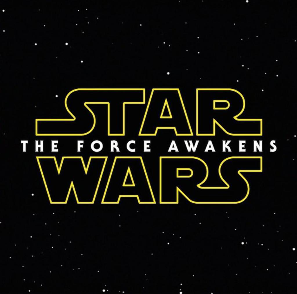 Star Wars: Il Risveglio della Forza: il logo ufficiale del film