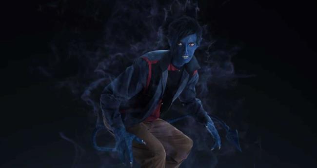 Nightcrawler in X-Men: Apocalypse interpretato da Kodi Smit-McPhee