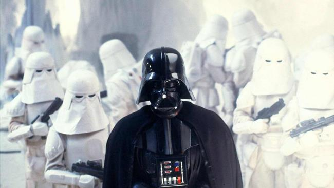 Star Wars: Rogue One e Darth Vader