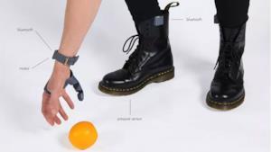 La protesi Il Terzo Pollice