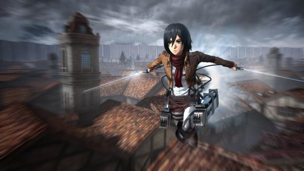 L'Attacco dei Titani svela le prime immagini in-game del gioco per PlayStation