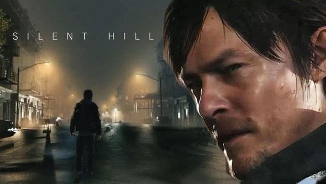 Norman Reedus digitale, protagonista di Silent Hills