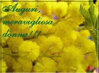 Biglietto di auguri da condividere per la Festa della Donna - Immagini per la Festa della Donna
