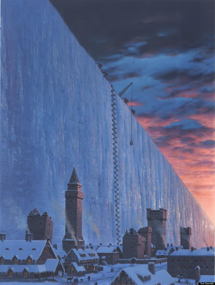 Illustrazione del Castello Nero