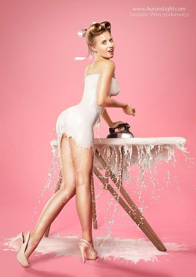 Immagine per il latte Fairlife di Coca-Cola