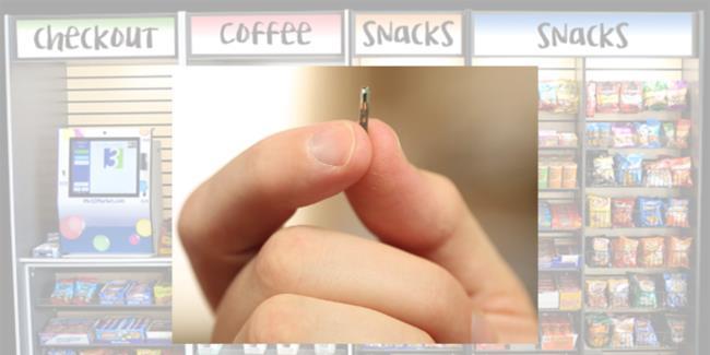 Il microchip impiantato nei dipendenti