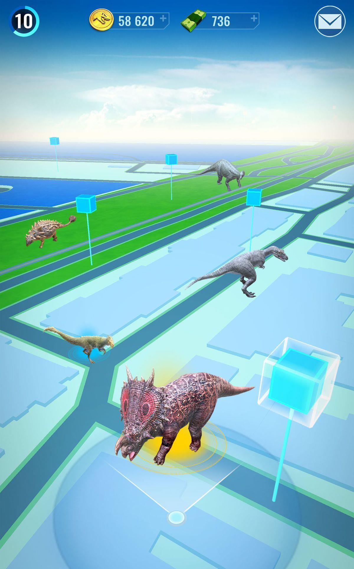 Una prima immagine della probabile schermata