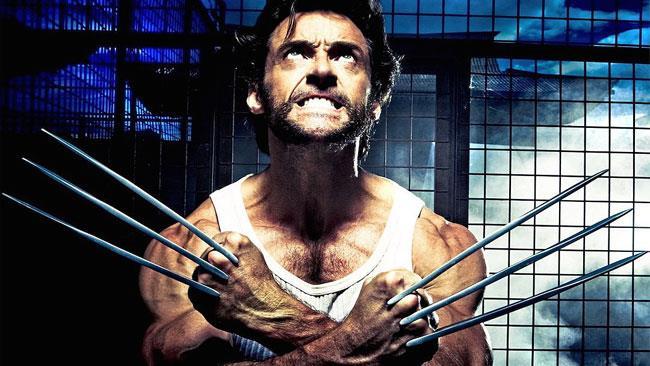 Hugh Jackman nei panni di Logan