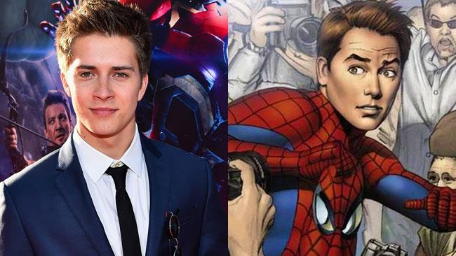 Billy Unger potrebbe essere il prossimo Peter Parker