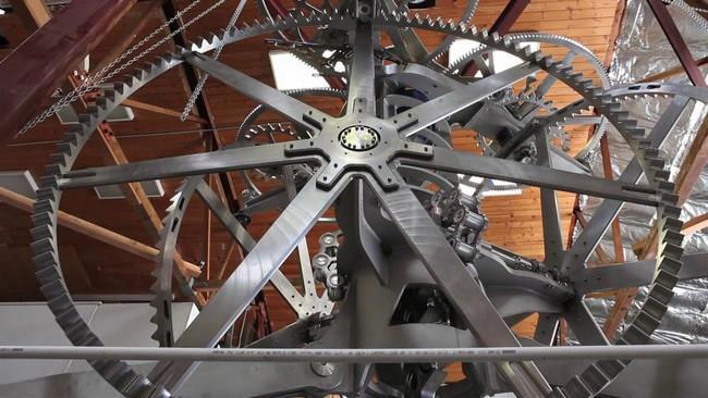 La foto della struttura