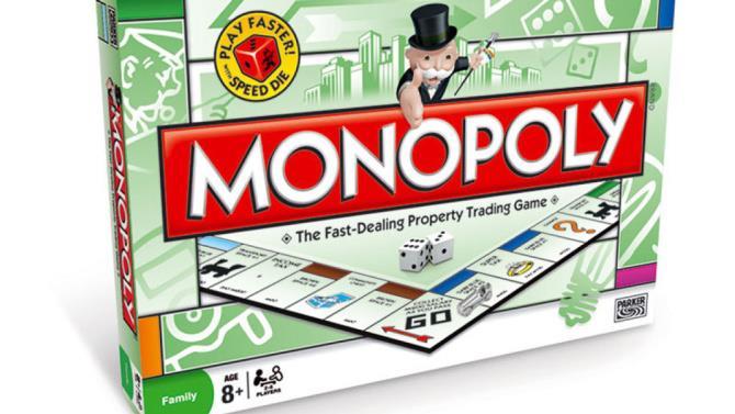 In preparazione il film sul gioco da tavola Monopoly