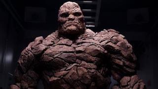 La Cosa nel reboot di Fantastic Four