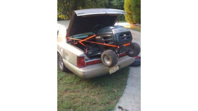 Incidenti e riparazioni di auto - 1