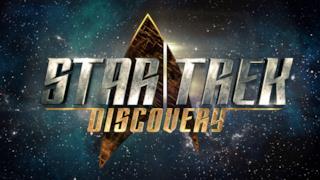 Il logo della nuova serie Star Trek Discovery