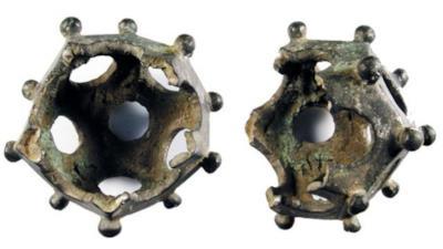 I misteriosi dodecaedri romani
