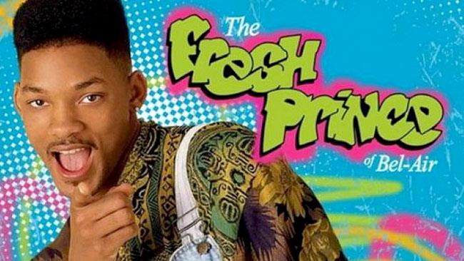 Will Smith nel Principe di Bel-Air