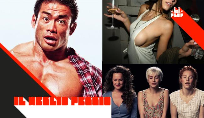 Collage delle immagini dei migliori post dell'ultima settimana su FlopTV
