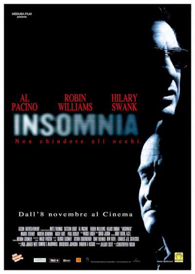 La locandina di Insomnia