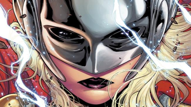Thor in versione femminile